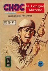 Choc 2e série (Arédit - Comics Pocket) -21- La Longue Marche