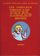 Les fabuleux Freak Brothers -85 TT- Intégrale (tome 5)