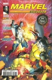 Marvel Universe (Panini - 2007) -23- War of Kings (6/7)
