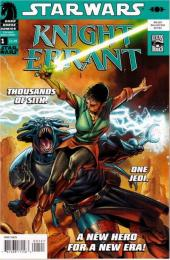 Star Wars: Knight Errant (2010) -1VC- Aflame #1