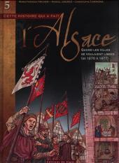 L'alsace -5- Quand les villes se voulaient libres (de 1270 à 1477)