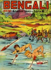 Bengali (Akim Spécial Hors-Série puis Akim Spécial puis) -17- Le trésor du lac