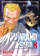 Vinland Saga -8- Tome 8