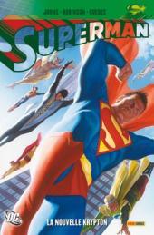 Superman (DC Big Books) -1- La nouvelle Krypton