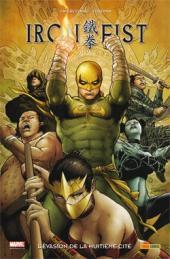 Iron Fist (100% Marvel - 2008) -5- L'Évasion de la huitième cité