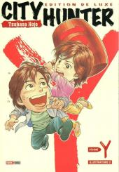 City Hunter (édition de luxe) -Y- Illustrations 2