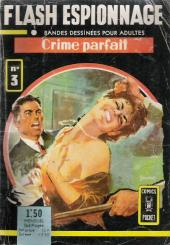Flash espionnage (1re série) -3- Crime parfait