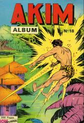 Akim (1re série) -Rec018- Album N°18 (du n°110 au n°114)