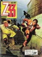 Z33 agent secret -1- Le carnaval des espions