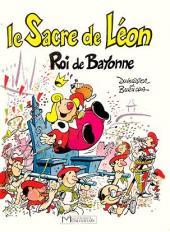 Le sacre de Léon -1- Roi de Bayonne