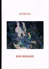 Bob Morane 9 (Divers) -119Cat- Saynètes - Bob Morane