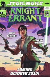 Star Wars: Knight Errant (2010) -0PUB- Knight Errant preview