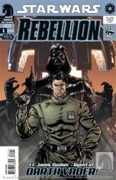 Star Wars: Rebellion (2006) -1- My brother, my ennemy #1