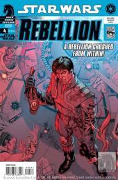 Star Wars: Rebellion (2006) -4- My brother, my ennemy #4