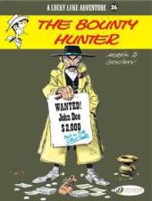 Lucky Luke (en anglais) -3926- The Bounty Hunter