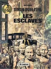 Simon du Fleuve -2a83- Les esclaves