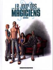 Le jour des Magiciens -INT- Intégrale