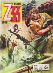 Z33 agent secret -30- Espions, un pas en avant