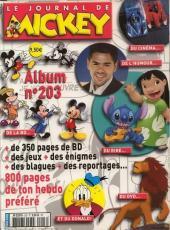 (Recueil) Mickey (Le Journal de) -203- Album n°203 (n°2674 à 2683)