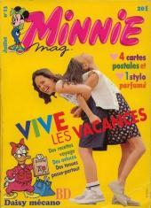 Minnie mag -13- Numéro 13