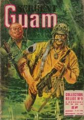 Sergent Guam -REC09 - Collection reliée N°9 (du N°33 au N°36)
