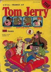 Tom et Jerry (Poche) -21Bis- Quartiers d'hiver