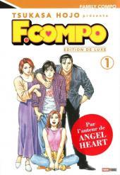 Family Compo - Édition de luxe -1- Tome 1