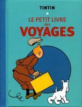 Tintin - Divers -PL2a- Le petit livre des voyages