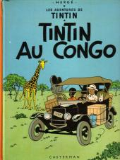 Tintin (Historique) -2B40- Tintin au Congo