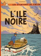 Tintin (Historique) -7B42- L'île noire