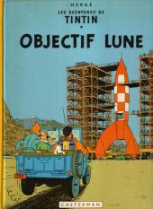 Tintin (Historique) -16B42- Objectif lune