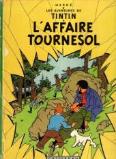 Tintin (Historique) -18B40- L'affaire Tournesol