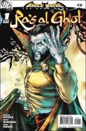 Bruce Wayne: The Road Home - Ra's al Ghul