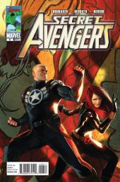 Secret Avengers (2010) -6- Eyes of the dragon (Part 1)
