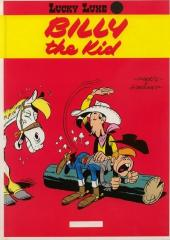 Lucky Luke -20FL2- Billy the Kid