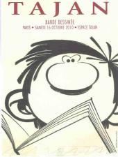 (Catalogues) Ventes aux enchères - Tajan - Tajan - Bande dessinée - samedi 16 octobre 2010 - Paris espace Tajan