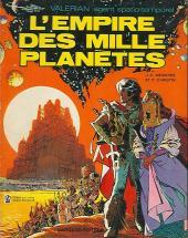 Valérian -2Pub- L'empire des mille planètes