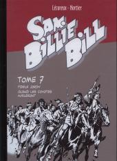 Sam Billie Bill -7- Fidèle Jordy - Quand les coyotes hurleront