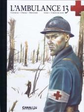 L'ambulance 13 -1TL- Croix de sang