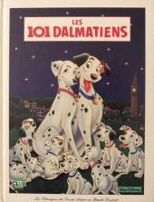 Les classiques du dessin animé en bande dessinée -14- Les 101 dalmatiens
