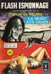 Flash espionnage (1re série - Arédit) -66- La mort aux chats 1/2