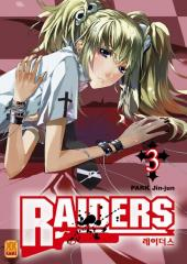 Raiders (Park) -3- Tome 3