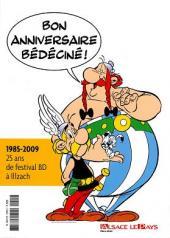 Astérix (Autres) -33- Bon anniversaire Bédéciné !