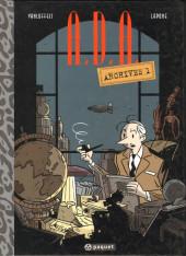A.D.A. - Antique Detective Agency -HS- Archives 1