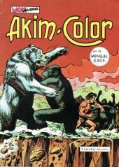 Akim-Color -63- Le retour de Terror le cyclope