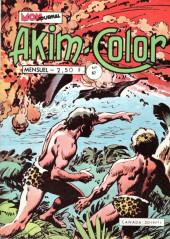 Akim-Color -67- Sirénus le mystérieux homme-grenouille