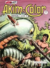 Akim-Color -71- Le monstre de la cité
