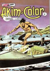 Akim-Color -62- Seul contre tous