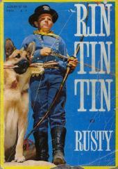 Rin Tin Tin & Rusty (2e série) -Rec58- Album N°58 (du n°95 au n°97)
