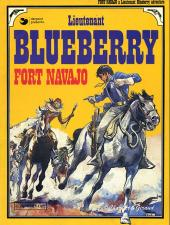 Blueberry (en anglais, Egmont/Methuen) -1- Fort Navajo